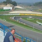 Trofeo Giulietta ottobre  2004 e papaccioli le infila e se ne va con la sua giulietta t a vallelunga