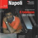 Copertina per il dr Papaccioli,presidente scavep, www.scavep.it , dedicata da quattroruote alla realtà del collezionismo dell'italia meridionale.